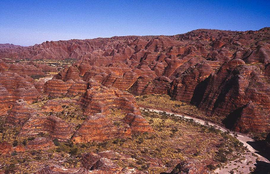 Bungle Bungle Range Purnululu