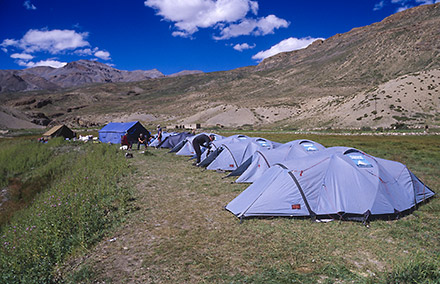 Spiti to Ladakh Trek