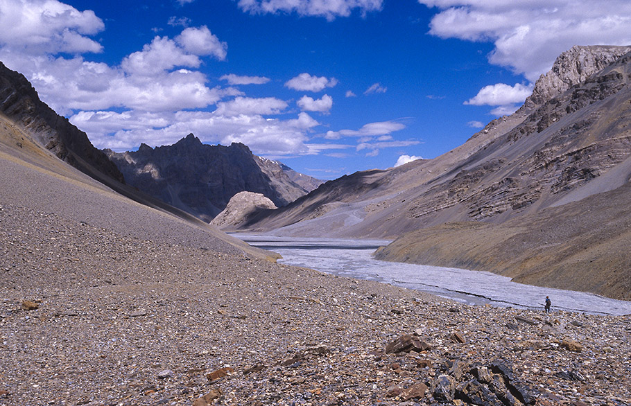 Pare Chu River Valley Spiti