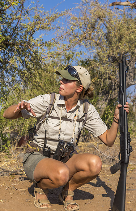 Namibia Wilderness guide